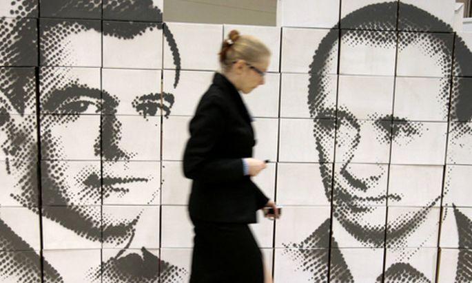 Putin ordnet Reihen seiner