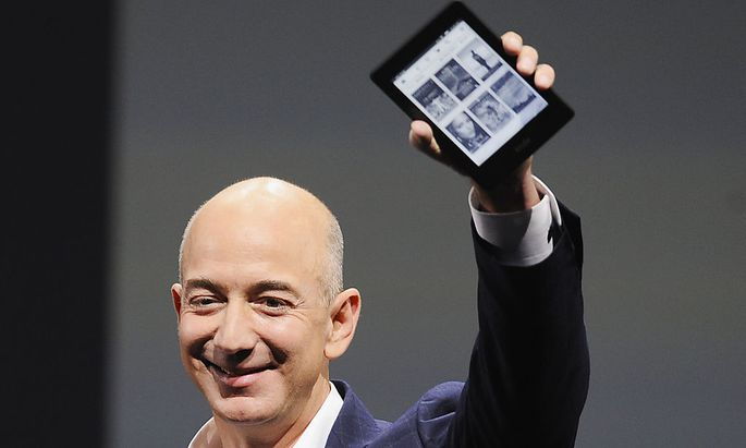 Kindle Amazon startet Leihbuecherei