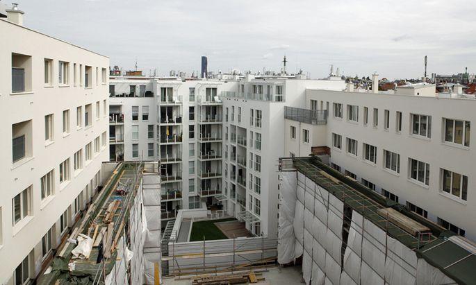 Wien Landstrasse Sofiensaele eroeffnen