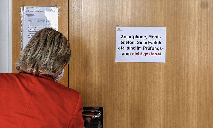 Maturavorbereitung in einem Wiener Bundesgymnasium