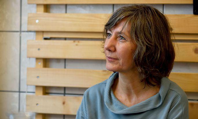 Wiens Grünchefin und Vizebürgermeisterin Birgit Hebein sieht die Koalition mit den Türkisen als Chance für das Land.