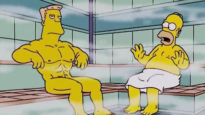 In der Sauna ist Schwüle natürlich was anderes. Aaaaah!!!