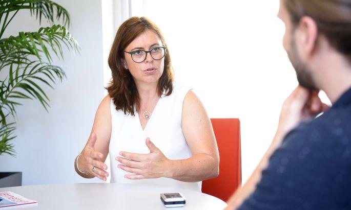 Für die Förderung von Forschungsprojekten in kleineren Unternehmen wünscht sich Iris Filzwieser weniger Bürokratie.