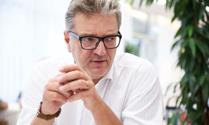 Schließt einen zweiten Lockdown aus: Wiens Gesundheitsstadtrat Peter Hacker.