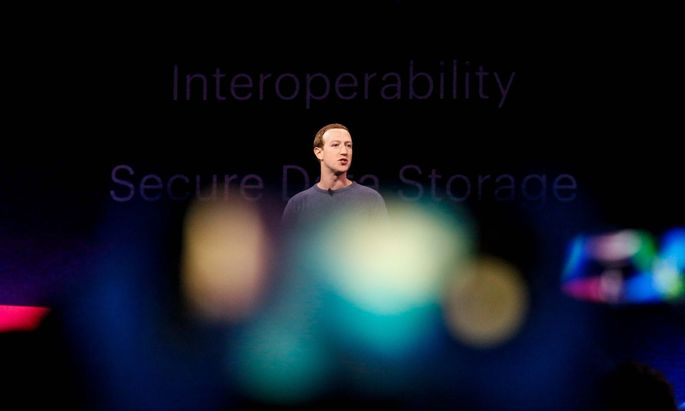 Mark Zuckerberg spricht bereits mit Notenbankern über seine Währungspläne.