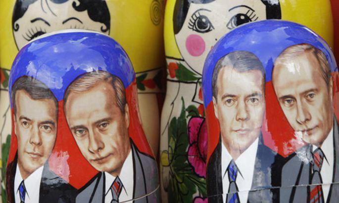 Russland stagniert korrumpiert