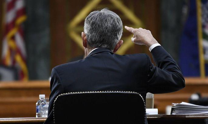 Fed-Chef Powell muss regelmäßig seine Unabhängigkeit beteuern.
