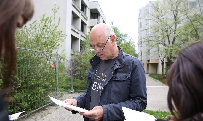 Der grüne Ex-Planungssprecher Christoph Chorherr ist mit Ermittlungen konfrontiert.