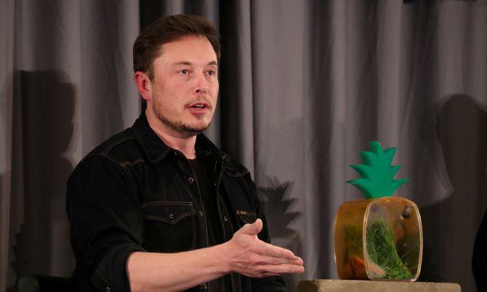 """Tesla-Chef Musk: """"Nur damit das klar ist: Ich respektiere die SEC nicht"""""""