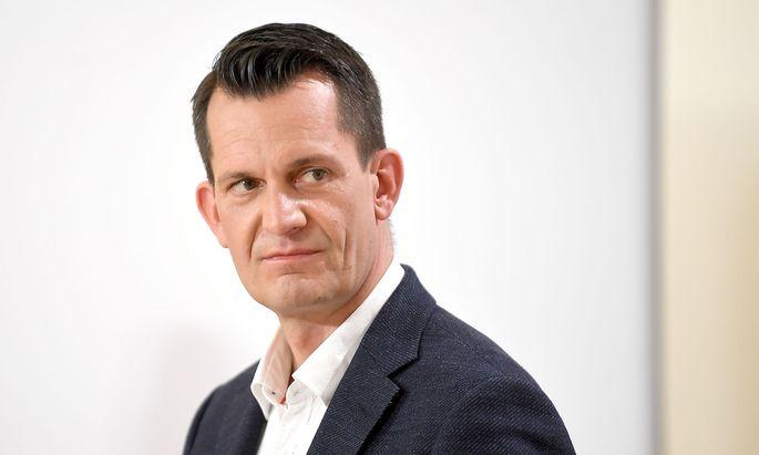VIZEKANZLER WERNER KOGLER ZU PERSONELLEM: MUeCKSTEIN