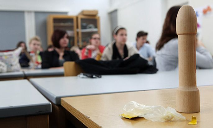 Sexualkunde Nichts fuer Lehrer