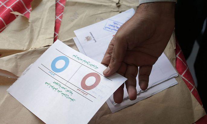 Für die zweite Runde des Verfassungs-Referendums wird es schwierig, genügend Richter zur Aufsicht zu finden.