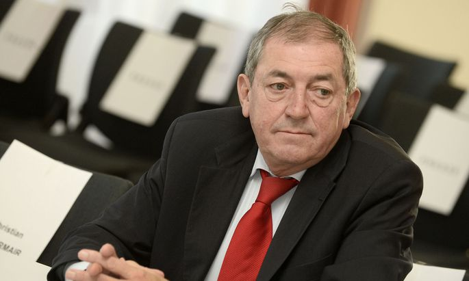 Salzburgs Ex-Bürgermeister Heinz Schaden