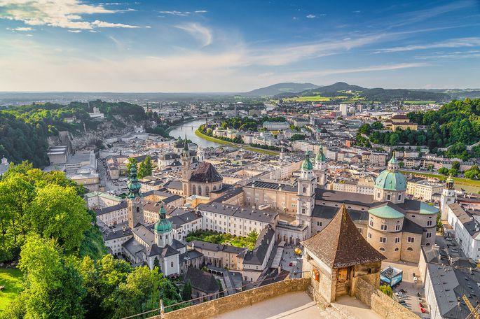 In Salzburg-Stadt gab es 2020 mit 89,3 Mio. Euro die größte Transaktion.