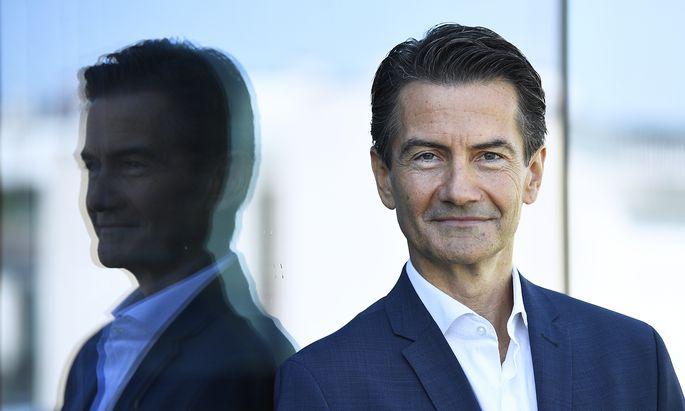 PRESSEGESPR�CH ORF-MANAGER ROLAND WEISSMANN ´�BER DIE ZUKUNFT DES ORF´