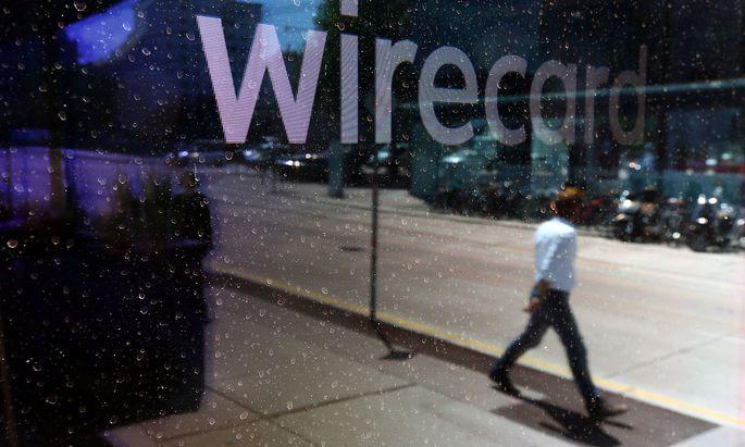 Wirecard Central Eastern Europe GmbH is seen in Vienna