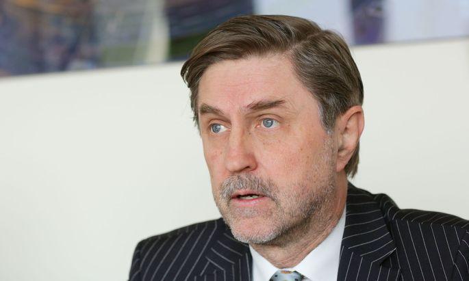 Bruno Ettenauer wird Chef der s Immo