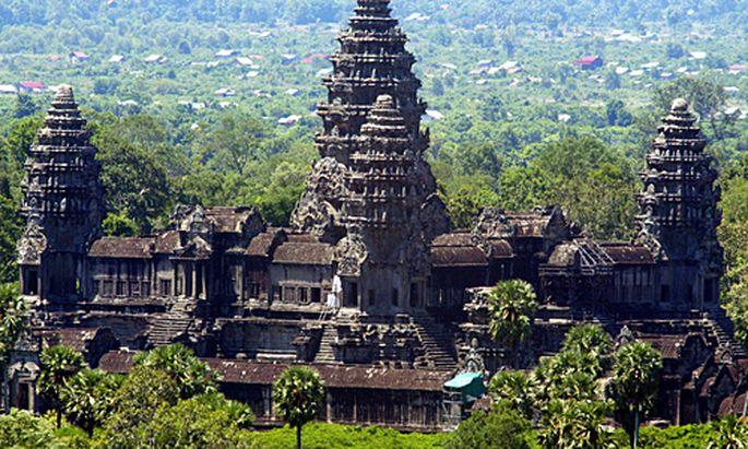 Angkor Opfer eines Klimawandels