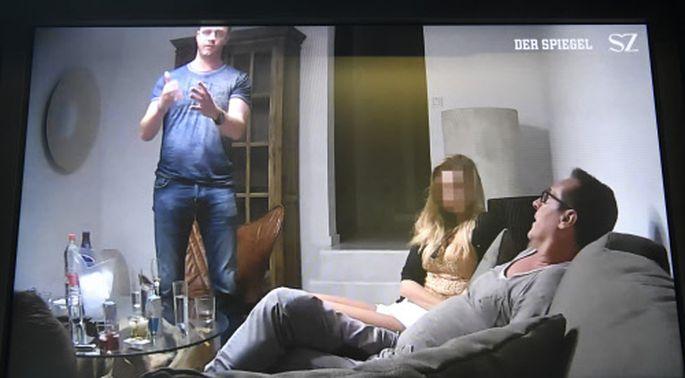 Das ibiza-Video hatte 2019 zum Fall der österreichischen Regierung geführt.
