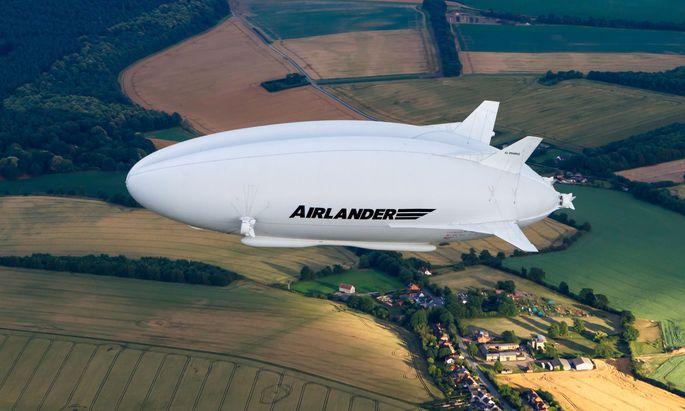 Sieht so die Zukunft der Luftfahrt auf Kurzstrecken aus?