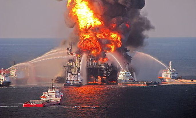FILE USA OIL SPILL COURT HEARING