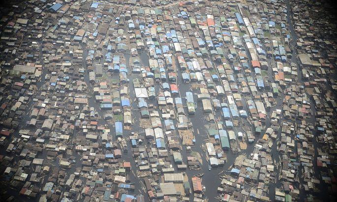 Lagos, Nigeria – die Welthauptstadt des Internetverbrechens.