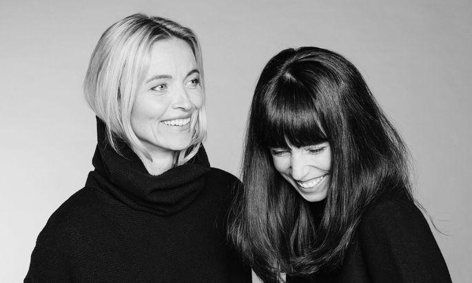 Porträt: Sandra Thaler und Annette Prechtl
