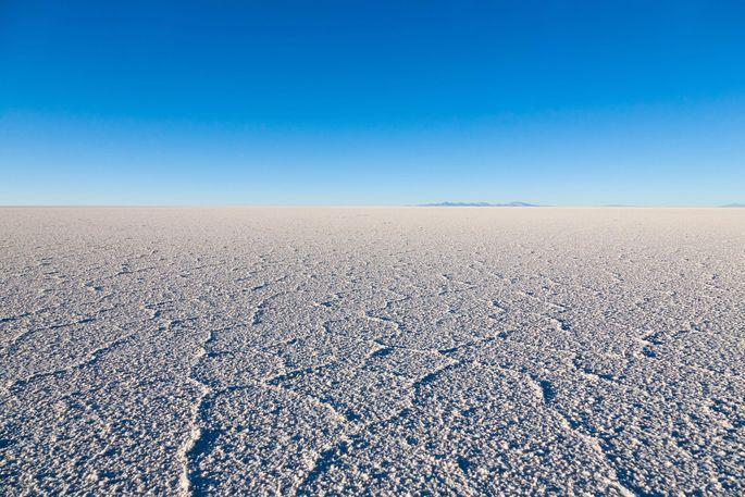 Wegen des hohen Verdunstungs- und des niedrigen Niederschlagsgrades müssten die Grundwasservorkommen im Gebiet der Salzseen als nicht erneuerbar angesehen werden.