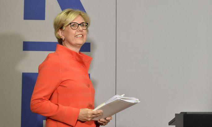 Rechnungshof-Präsidentin Margit Kraker
