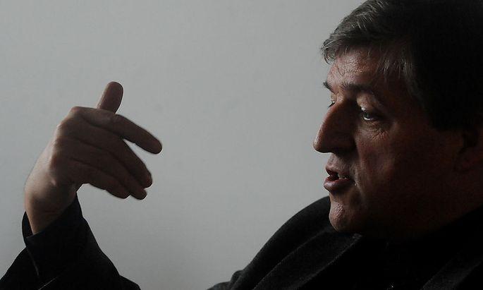 In der Kritik: Sprecher der Pfarrer-Initiative Helmut Schüller.