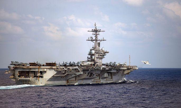 Coronavirus auf US-Flugzeugträger: Militär enthebt Kapitän des Amtes