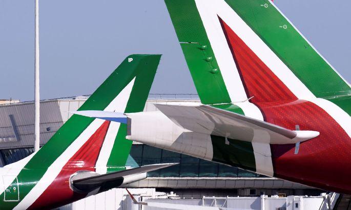 Wie wird es mit der Alitalia weitergehen?