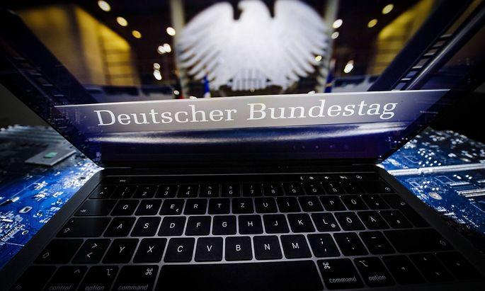 Hackerangriff in Deutschland
