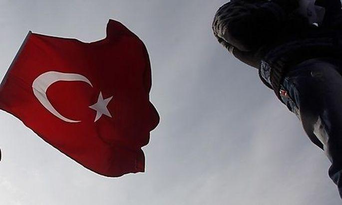 Symbolbild: Türkische Flagge