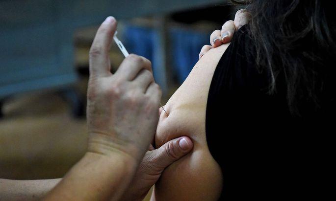 PARAGUAY-HEALTH-VIRUS-FLU VACCINE