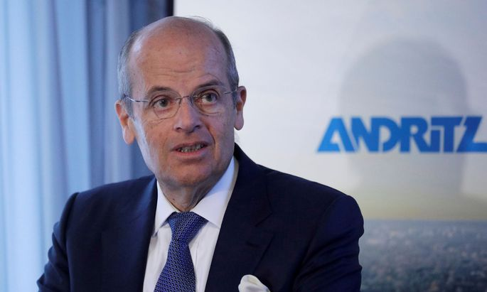 Andritz-Chef Wolfgang Leitner erhöht die Dividende