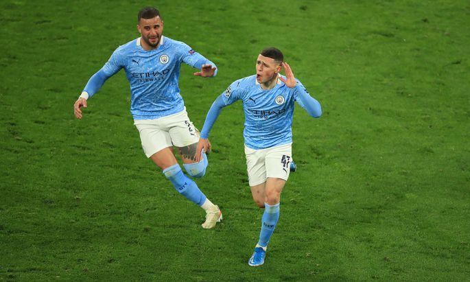 Champions League - Quarter Final Second Leg - Borussia Dortmund v Manchester City