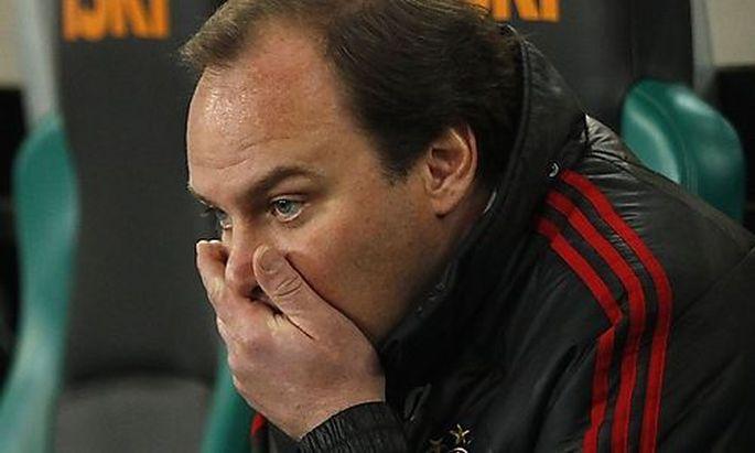 Bayern-Manager Nerlinger