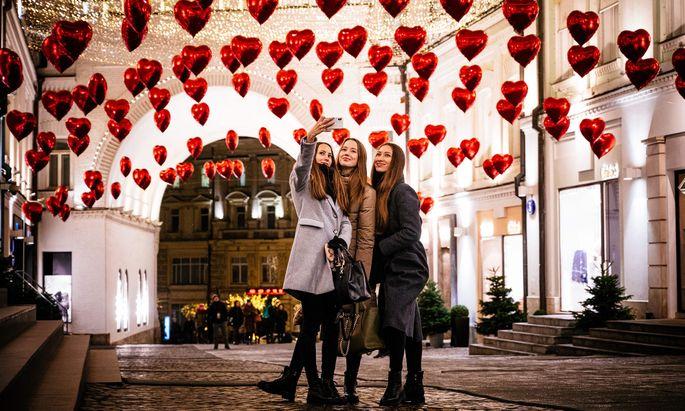From Russia with Love. Mehr ausländische Besucher sollen nach Russland kommen.
