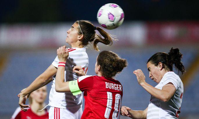 WOMEN SOCCER - Cyprus Cup 2018, AUT vs ESP