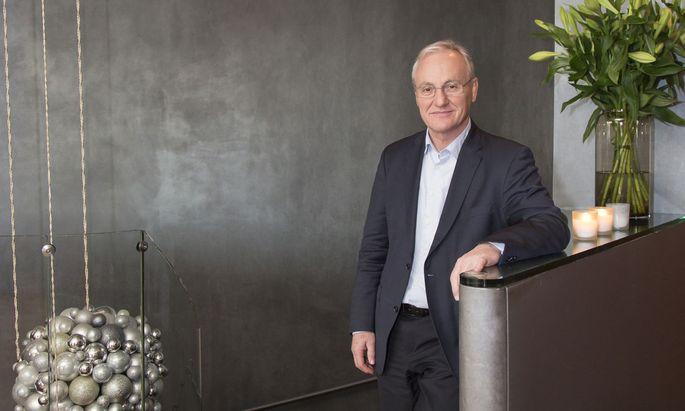 Ernst Fehr, der einflussreichste Ökonom in Österreich.