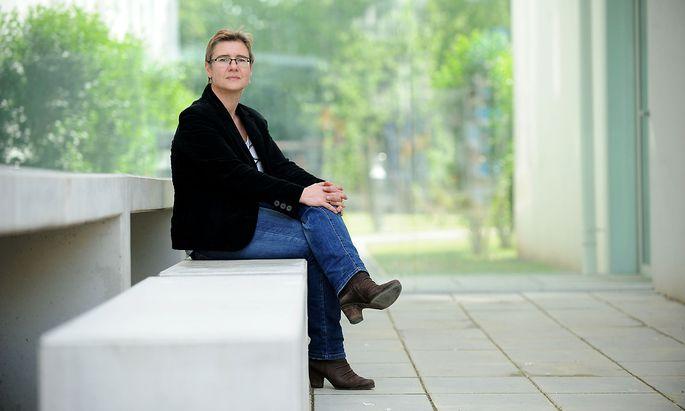 Margit Schratzenstaller: Die Ökonomin ist die bestplatzierte Frau im Ökonomenranking.