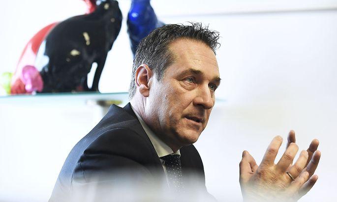 Strache will sich bei einer Regierungsbeteiligung der FPÖ auf die Wirtschaft konzentrieren.