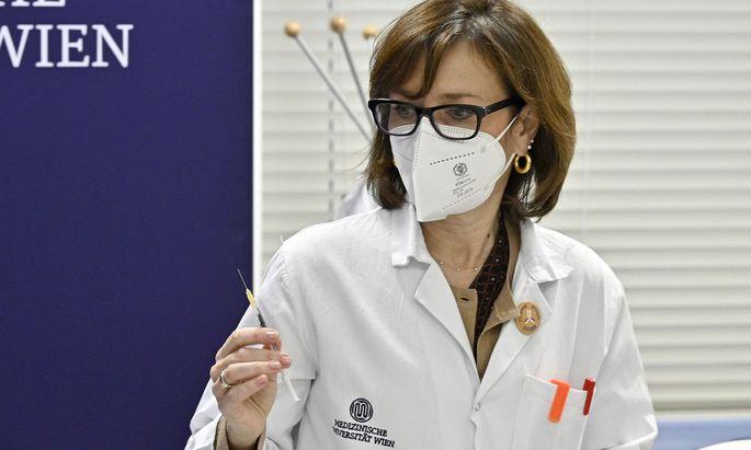 Ursula Wiedermann-Schmidt, Leiterin des nationalen Impfgremiums (Archivbild)
