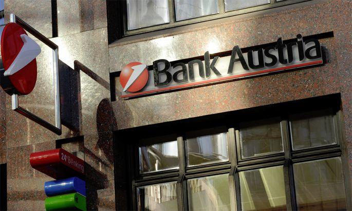 Bank Austria wieder offline