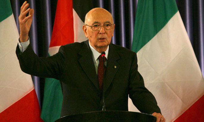 Italiens Präsident: