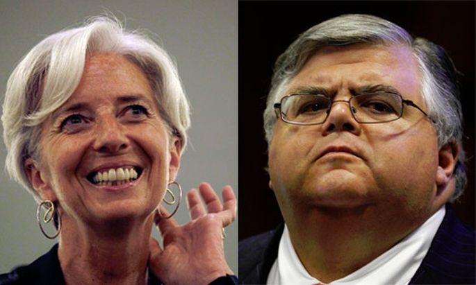 Lagarde und Carstens