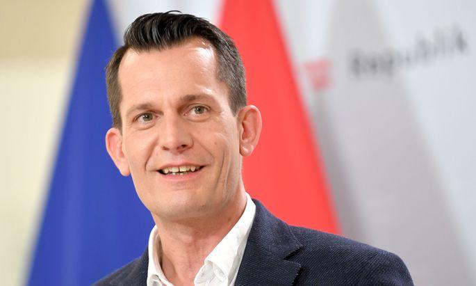 Wird am Montag als neuer Gesundheits- und Sozialminister angelobt: Allgemeinmediziner Wolfgang Mückstein.