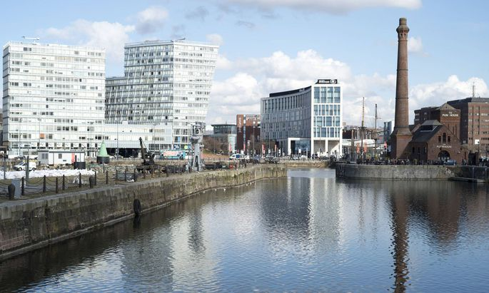 In Liverpool haben Neubauten den universellen Charakter der Stadt beeinträchtigt, urteilt das Unesco-Komitee.