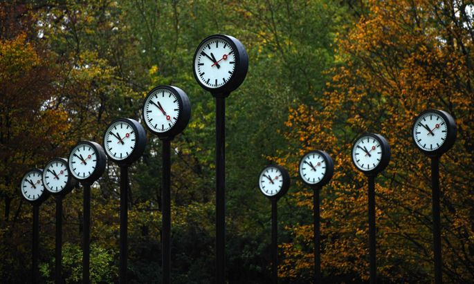 Am letzten Märzwochenende wird wieder an der Uhr gedreht. Eigentlich sollte die Sommerzeit heuer bereits abgeschafft sein.